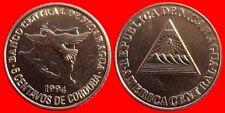 5 CENTAVOS 1994 SIN CIRCULAR NICARAGUA CARIBE-0343SC