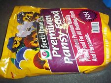 FERTI-LOME PREMIUM PANSY FOOD 7-22-8 4 lb FREE SHIPPING