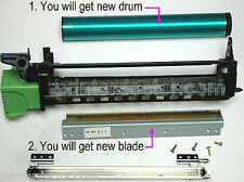 Xerox XD100, XD102, XD103f ,XD105f, XD120f, XD125f, XD130DF, XD155DF drum for J2