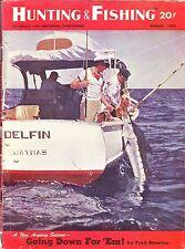 8/1947 Hunting & Fishing Magazine