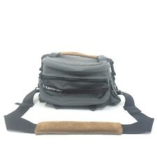 Tarmac Model 602 Grey Camera Case Bag Shoulder & Waist Strap DSLR