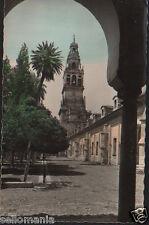 POSTAL DE CORDOBA . TORRE DE LA CATEDRAL  . ANDALUCIA . MAS EN TIENDA CC2555