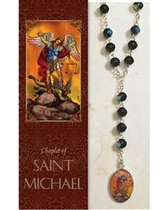 The Chaplet of Saint Michael the Archangel 6MM Glass Beads