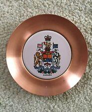Canada Dish Ornament