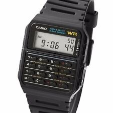 montre homme CASIO CA-53W calculatrice classique montre Casio calculatrice