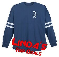 Disney Parks Spirit Jersey Blue Size Large New With Tags