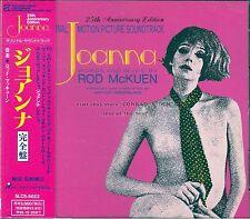 """Rod McKuen """"JOANNA"""" soundtrack Japan SLC CD out of print"""