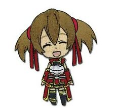 "Sword Art Online Klein Anime Patch 3"" x 2.5"" Licensed by GE Animation Free Ship"