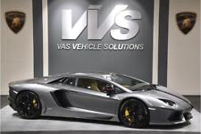 Lamborghini Aventador V12 Coupe 6.5 Semi Auto Petrol