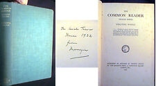 1932 MERVYN PEAKE INSCRIBED VIRIGINIA WOOLF WITH PROVENANCE