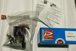 Novarossi 28-8 PS Pull Start 8 port Turbo .28 Truggy/Offoad engine NEW IN BOX