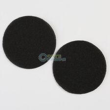 1 Pair Replacement Foam Ear Pads For Sennheiser HD433 HD440II Headphone 82mm New