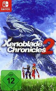 Xenoblade Chronicles 2 II Nintendo Switch New+Boxed