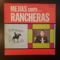 "Reynaldo Mejias ""Mejias Canta Rancheras"" Vinyl Record LP"