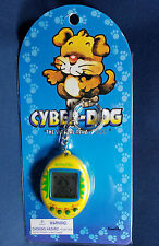 Digi Pet Cyber Dog Virtual Reality Dog Pocket Pal Mint On Card