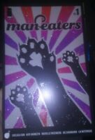 MAN EATERS # 1 GLITTER COVER IMAGE COMICS 2018  Chelsea Cain
