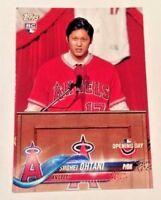 2018 Topps Opening Day #200 Shohei Ohtani RC Mint from pack