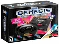 Free Shipping SEGA SG-10037-2 Genesis Mini Game Console - Black