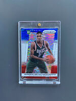 Giannis Antetokounmpo 2013-14 Prizm Red White Blue Rookie Card. Great Invest!