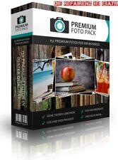 DOWNLOAD PREMIUM FOTO PACK für Firma Business Webseite Blog 125 Fotos PLR-Lizenz