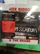 HARUM SCARUM - GIDEON, JOE & THE SHARKS - CD