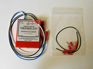 ELC50PA Triumph Tiger Cub Boyer Bransen 6 Volt Positive Earth Points Assist Unit