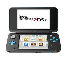 Videoconsola Nintendo 2DS XL Negra/turquesa
