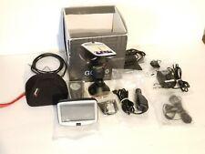 TomTom GO 910 Car GPS Navigator 20GB HARD DRIVE USA & Europe Maps tom system EUC