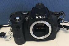 Nikon D40 6.1 MP Digital SLR Camera Body -  Battery, Nikon Strap, Silicone Case