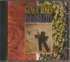 Guns N' Roses  live Paradise City import cd album