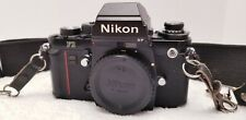 Nikon F3 Hp 35mm Film Camera Body Only-Comes With Carry Strap and Cap