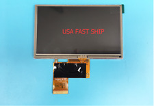 USA- 5.0 Inch LCD Panel AT050TN33 V.1 with touch screen LCD Display Replacement