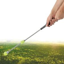 Golf Swing Practicing Rod Trainer 76cm Flexible Strength Training Aid Portable