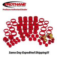 Prothane 1993-1998 Jeep Grand Cherokee Total Suspension Bushing Kit 1-2016