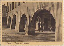TREVISO - PORTICO IN PESCHERIA E OSTERIA 1937