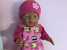 Puppenkleidung pass f Baby Born Krümel  Jako-O 43 cm Sommer 86