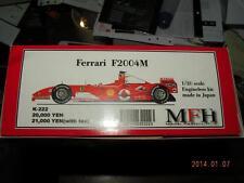 MODELFACTORYHIRO 1/20 F1 FERRARI F2004M RESIN KIT MFH