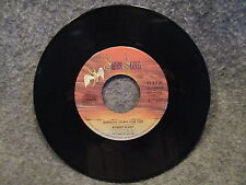 "45 RPM 7"" Record Robert Plant Moonlight In Samosa & Burning Down One SS 7-99979"