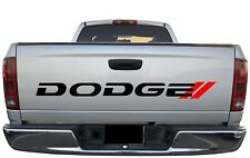 DODGE Bed or Window Stickers Charger RT Lettering Ram 1500 Hemi (With Video)
