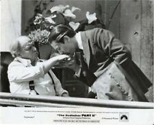 """The Godfather Part Ii""-Original Photo-Robert Deniro-Guiseppe Sillato"