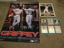 Lot of Ken GRIFFEY JR. Poster Picture Cards