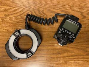 Canon MR-14EX II Macro Ring Lite (Black)