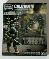 Call of Duty COD Mega Construx Set #FVG04 Enemy German Officer Figure w// Pistol