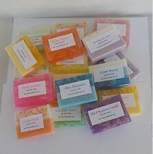 60 Soap Favors Baby Shower Sample Variety Bridal Glycerin Wedding Pink Lavender