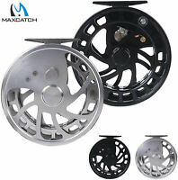Maxcatch Center Pin Floating Fishing Reel Aluminum 6061-T6 Fly Fishing Reel