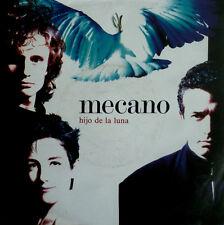 "7"" 1988 GERMAN PRESS IN MINT-! MECANO : Hijo De La Luna"