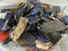 Joblot 50x Approximately Old FIAT Car Keys Non Remote