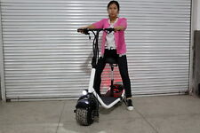 SUN 500w/48v Foldable Fat Tire Mini City Coco Electric Motorcycle Ebike Scooter