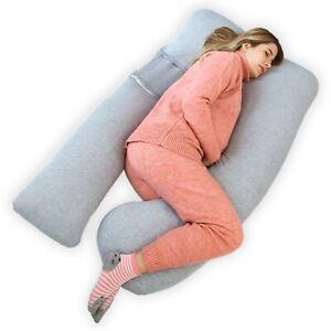 Kolbray Pregnancy Pillow - U Full Body Pillow for Maternity & Pregnant Women