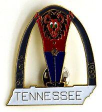 Pin Spilla Lions International Tennessee St. Louis 1990